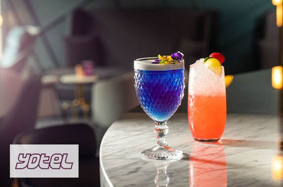 New YOTEL Edinburgh stay - valid 7 days