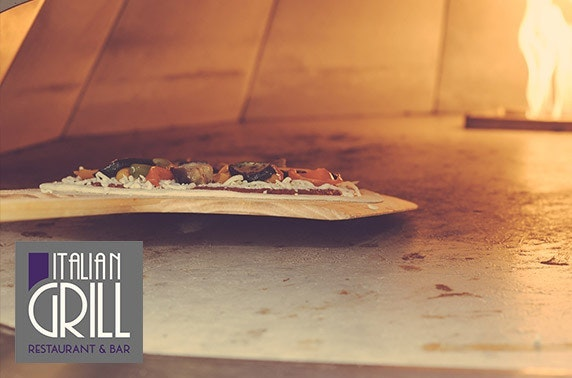 Italian Grill dining - from £7pp