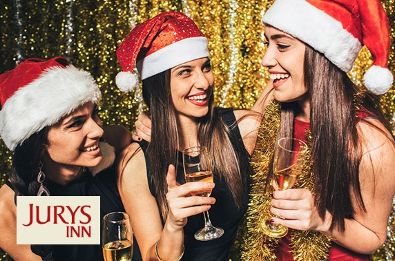Christmas party, 4* Jurys Inn Glasgow