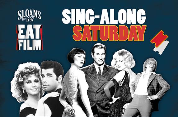 Sing-along & dining at Sloans