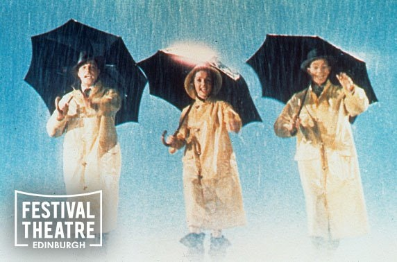 Singin' in the Rain at Festival Theatre