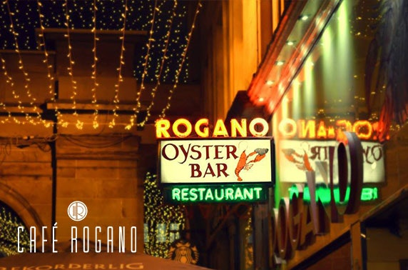 Afternoon tea at Cafe Rogano, City Centre