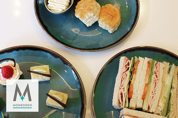 DoubleTree by Hilton Edinburgh, afternoon tea - valid 7 days!