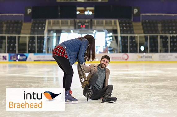 Ice skating at intu Braehead