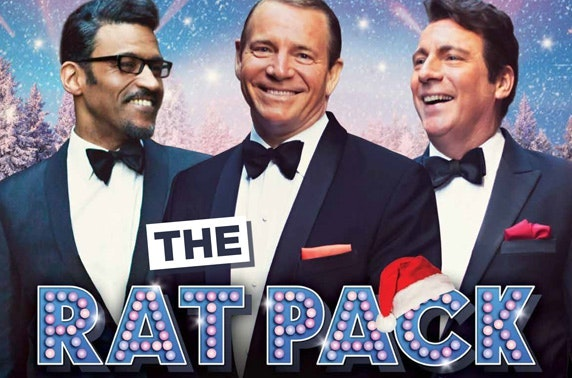 The Rat Pack at Christmas, Glasgow Royal Concert Hall