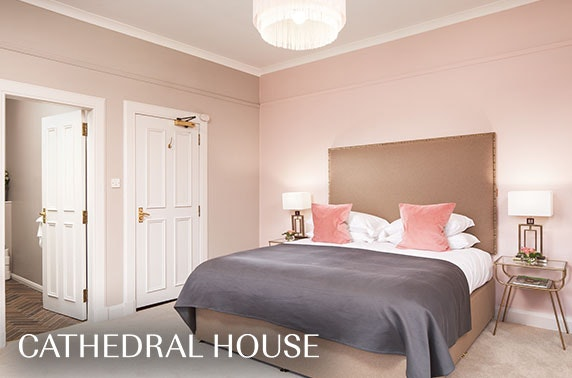 Cathedral House stay, Glasgow - from £69