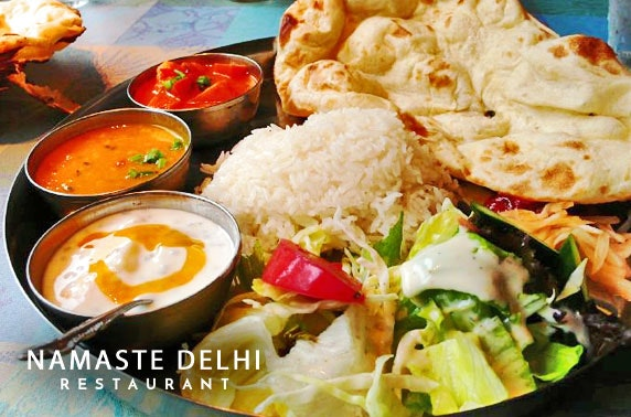 Namaste Delhi Cooking class, City Centre