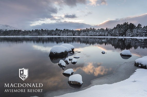 4* Aviemore winter break - from £69
