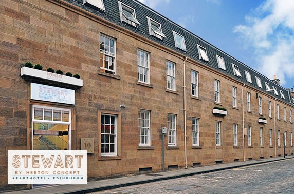 Edinburgh City Centre stay - from £65
