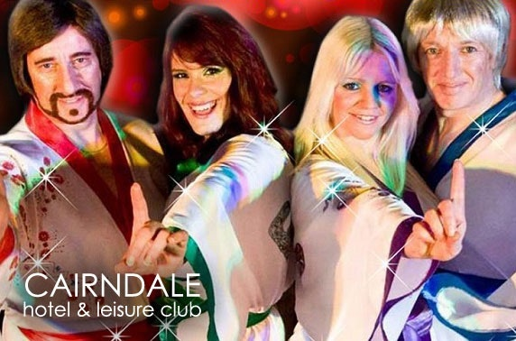 ABBA tribute & DBB, Cairndale Hotel