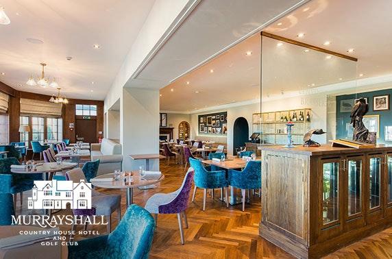 4* Murrayshall House Hotel stay - £69