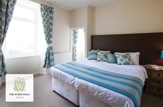 Alnwick cottage stay - from £10pppn