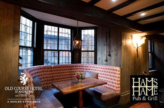 Hams Hame Pub & Grill, St Andrews