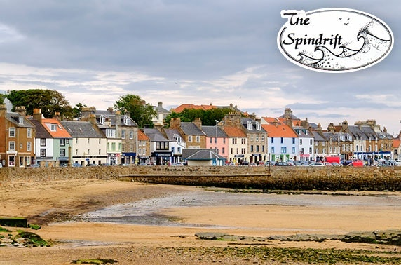 4* Michelin-recommended The Spindrift, Anstruther