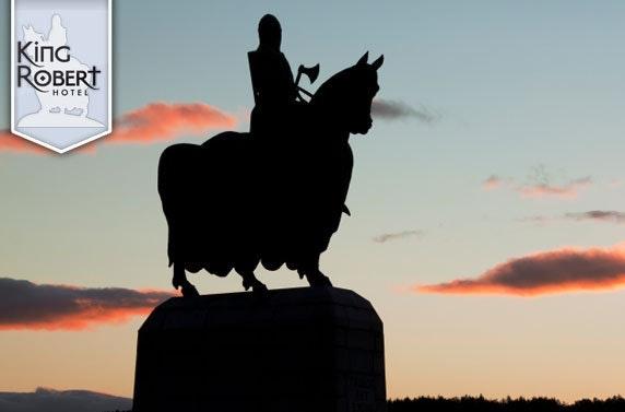 King Robert Hotel, Stirling - valid 7 days